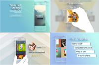 پروژه افتر افکت آماده videohive-11510368-flat-and-modern-app-explainer